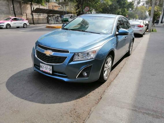 Chevrolet Cruze 2014 4p Lt L4/1.8 Aut