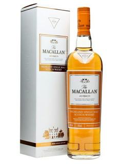 Whisky Macallan Amber 40°