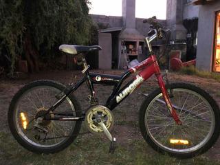 Bicicleta Aurora 20