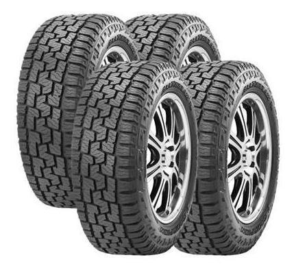 Jogo 4 Pneus Pirelli Lt265/75r16 123s Scorpion All Terrain P