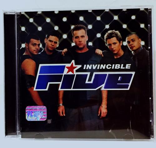 Imagen 1 de 2 de Five Invincible Cd (nuevo Original)