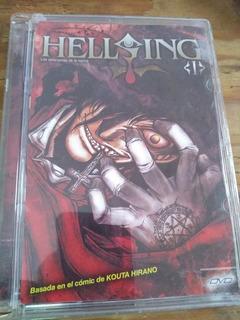 Hellsing Los Defensores De La Noche ( Dvd )