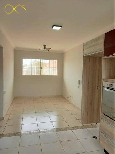 Imagem 1 de 25 de Apartamento Com 3 Dormitórios À Venda, 68 M² Por R$ 240.000,00 - Jardim Paulistano - Americana/sp - Ap0974