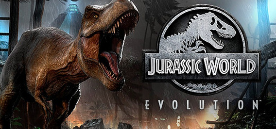 Jurassic World Evolution Pc.-,