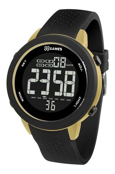 Relógio Masculino X-games Digital Xmppd474-pxpx - Dourado