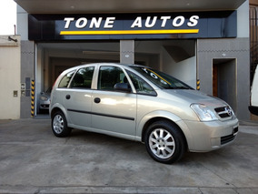 Chevrolet Meriva 2004 1.7 Td Diesel Gl Familiar Toneautos