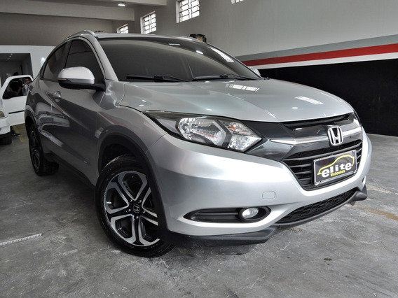 Honda Hrv Ex 1.8 Cvt Automática Completa Financia E Troca