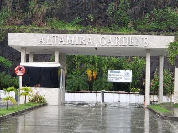 Apartamento En Alquiler En Altos De Panama 20-496hel*