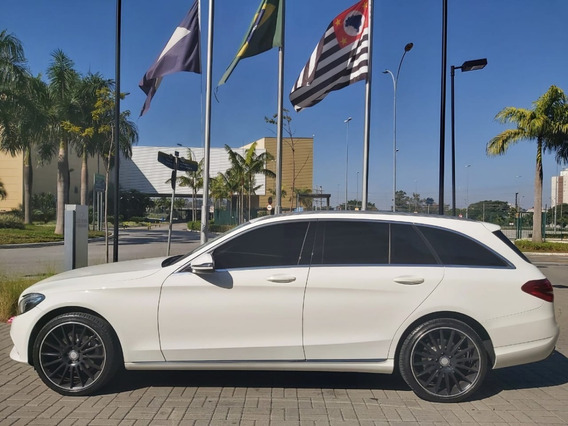 Mercedes-benz C 180 2016 1.6 Cgi Estate Avantgarde