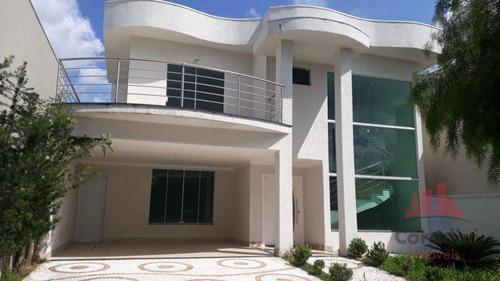 Imagem 1 de 30 de Casa Com 3 Dormitórios, 320 M² - Venda Por R$ 1.600.000 Ou Aluguel Por R$ 9.000/mês - Jardim Imperador - Americana/sp - Ca2987