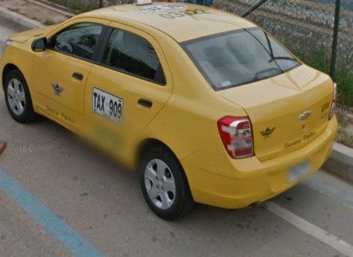 Taxi Chevrolet Elite 2014