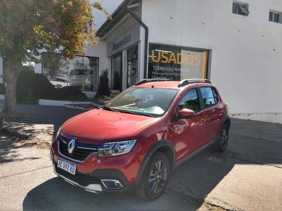 Renault Stepway Zen 1.6 16v 2020 Oportunidad Unica!!!