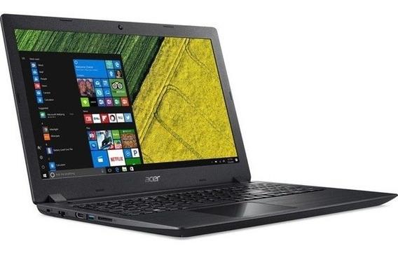 Not Acer A315-53-52zz Core I5/8gb/1tb/15.6 Preto