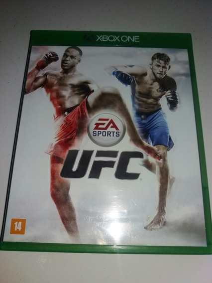 Ufc Xbox One Seminovo