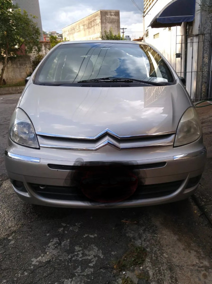 Citroën Picasso Exclusive 2.0 Manual