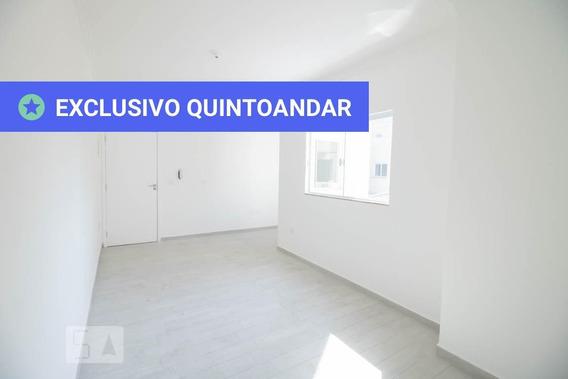 Apartamento No 2º Andar Com 2 Dormitórios E 1 Garagem - Id: 892961382 - 261382