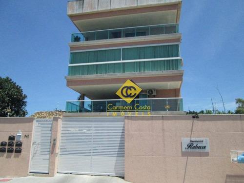 Maravilhoso Apartamento Com 03 Quarto Sendo 01 Suíte No Bairro Costazul Rio Das Ostras/rj. - Ap0784