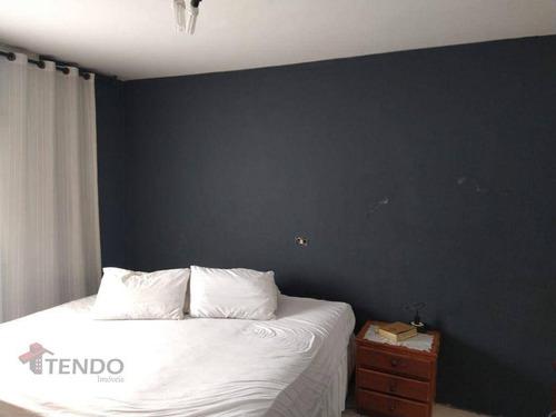 Imagem 1 de 11 de Imob01 - Casa 190 M² - Venda - 3 Dormitórios - 1 Suíte - Nova Petrópolis - São Bernardo Do Campo/sp - Ca0749