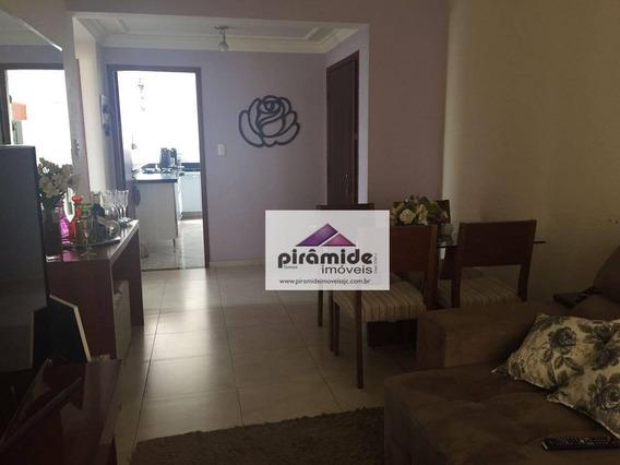Apartamento Com 2 Dormitórios À Venda, 72 M² Por R$ 250.000,00 - Parque Industrial - São José Dos Campos/sp - Ap7527