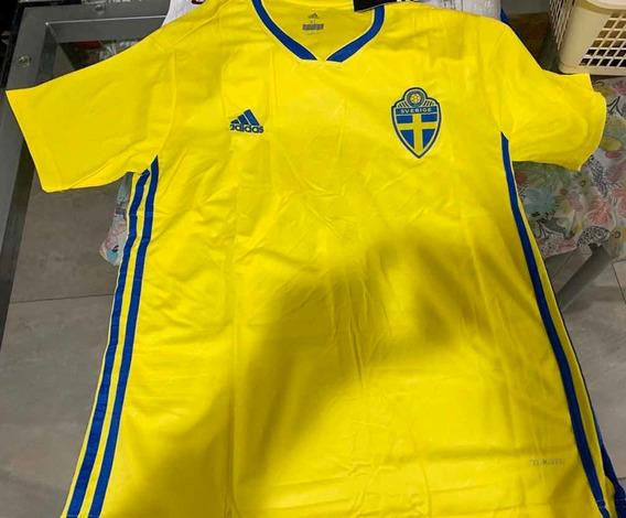 Camiseta Selección Suecia