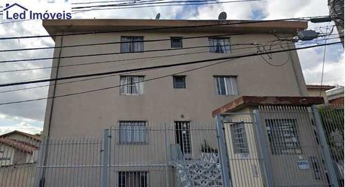 Apartamento Com 2 Dorms, Jaguaribe, Osasco - R$ 260 Mil, Cod: 635 - V635