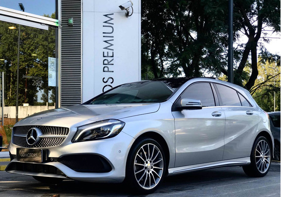 Gd Motors Mercedes Benz A250 Amg Line, Unico Dueño 2017