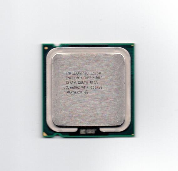 Processador Intel Core 2 Duo E6750 2.66ghz 775 Fsb 1333 4mb