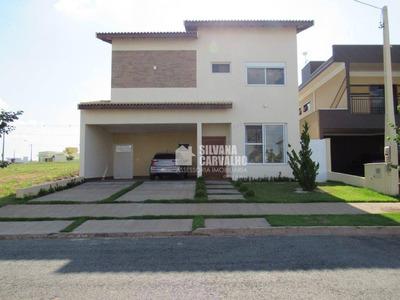 Casa À Venda No Condomínio Central Parque Em Salto. - Ca6613