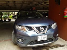 Nissan X-trail 2.5 Exclusive 2 Row Cvt 2017