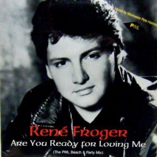 René Froger - Are You Ready For Loving Me