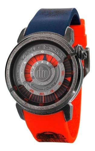 Relógio Yankee Street Unissex Ys38187z Vermelho Azul Oferta