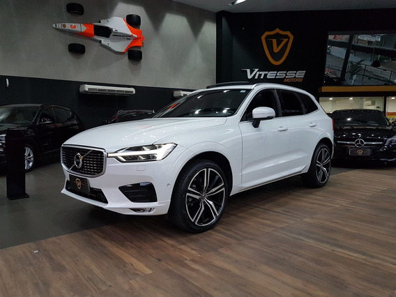Volvo Xc60 2.0 T5 Gasolina R-design Awd Geartronic
