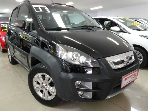 Fiat Idea 1.8 16v Adventure Flex Dualogic 5p 2011