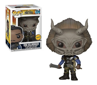 Funko Pop Erik Killmonger 278 Limited Chase Edition! Marvel