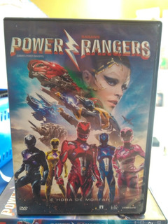 Power Rangers É Hora De Morfar Dvd Original Usado