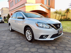 Nissan Sentra 1.8 Advance Mt 2017 Factura Original,tomo Auto