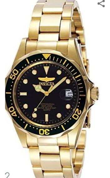 Invicta Pro Diver - Reloj De Pulsera Para Hombre (37,5 Mm, A