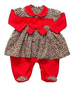 Roupa De Bebe | Roupas Recem Nascido | Macacão Feminino - 25