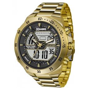 Relógio Masculino X-games Xmgsa004bxkx Dourado