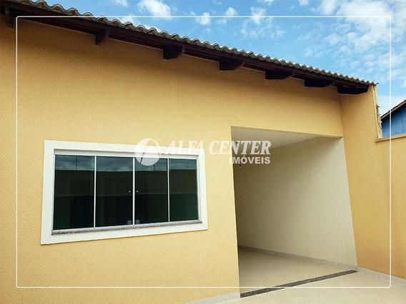 Casa Com 3 Dormitórios À Venda, 150 M² Por R$ 395.000,00 - Jardim Atlântico - Goiânia/go - Ca0379