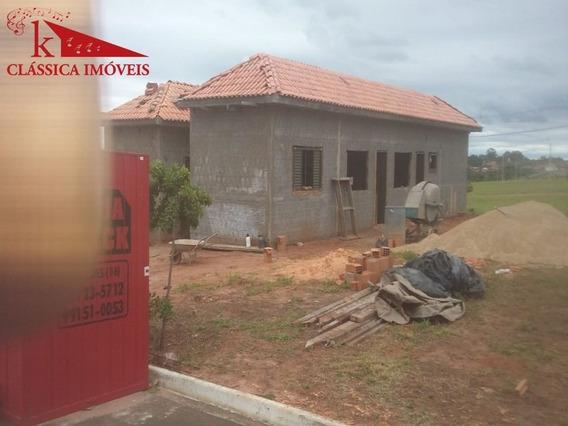 Casa Em Construcao,em Santa Rosa Do Viterbo,bairro Tranquilo,em Santa Rosa Do Viterbo. - Ca00371 - 33734950