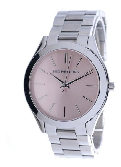 Reloj Michael Kors Slim Runway Mk3380 Original Importado