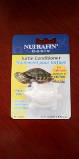 Hagen Nutrafin Acondicionador Para Tortuga Vitaminado