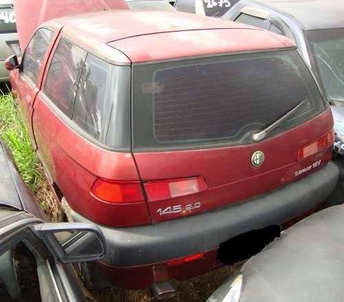 Alfa Romeo 145 Sucata Somente Peças