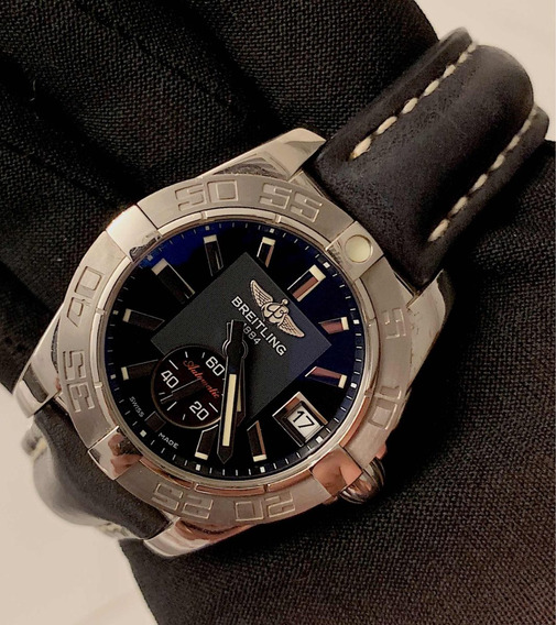 Breitling Galactic 36 , Automático , Impecável !!!