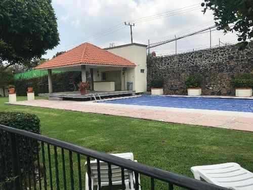 Casa En Condominio En Lomas De Cortes / Cuernavaca - Mrl-675