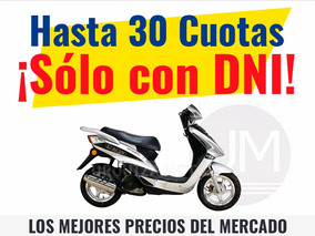 Scooter Beta Scooby 80 Creditos Personales Urquiza Motos
