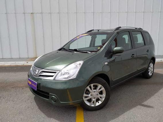 Nissan Livina 18sl