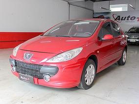 Peugeot 307 Hatch. Griffe 2.0 16v (aut) Gasolina Automático