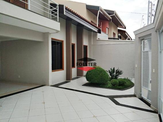 Casa À Venda Por R$ 1.000.000 - Residencial Jacira - Americana/sp - Ca0114